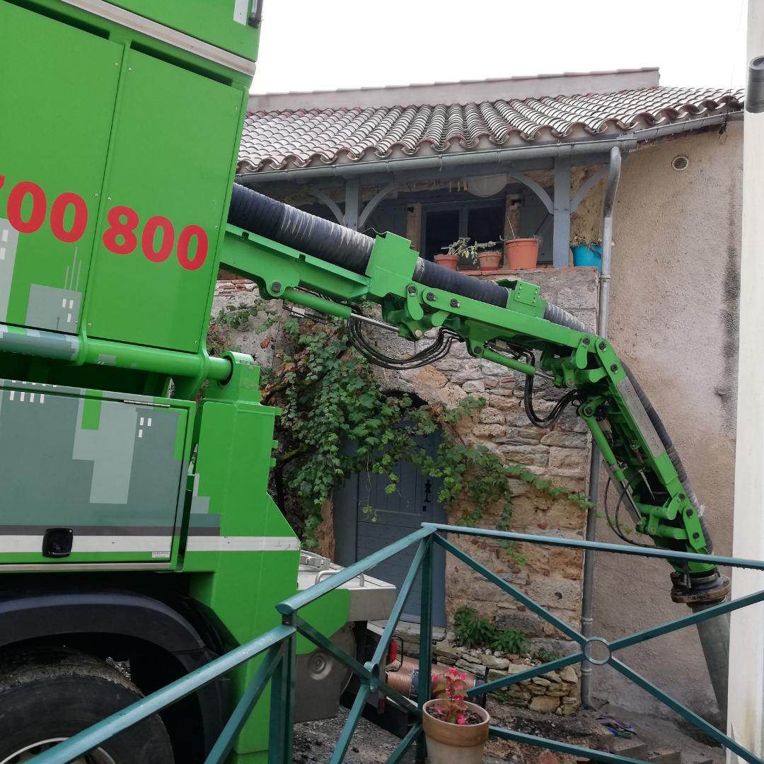 Dans quel cas utiliser le terrassement par aspiration ?