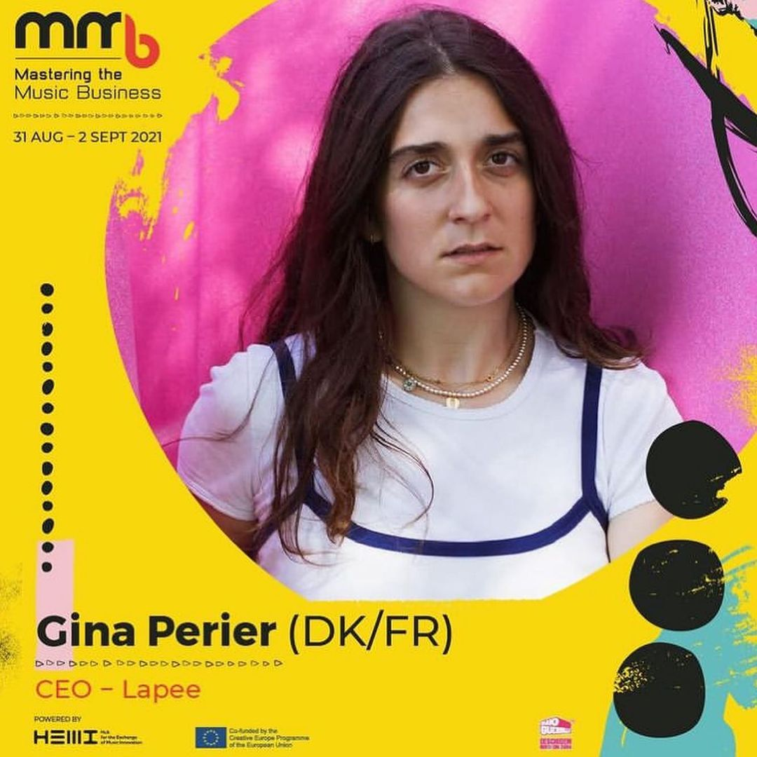 Gina Perier, CEO des Lapee invitée au MMB